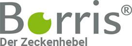 Borris Zeckenhebel – die sichere alternative zur Zeckenzange Logo